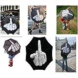 Middle Finger Umbrella up Yours Regenschirm / Regenschirm Ella Ella