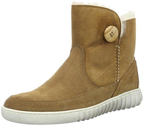 Marc Shoes Damen Fabiola High-Top Braun (Camel 00142)
