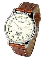 Marquis 983.4116 - Reloj de pulsera radiocontrolado para hombre, radiotecnología alemana de Marquis