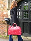 Classic Maternity/Hospital Bag - Red Crock