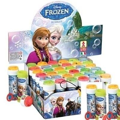 dul-cop Burbujas de jabón Disney Frozen 18 Piezas de dul-cop