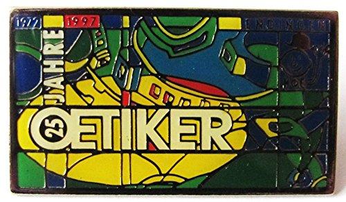 Kostüm Optiker - Endingen - 25 Jahre Optiker - Pin 35 x 20 mm