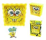Die besten SpongeBob Wecker - Nickelodeon SpongeBob Schwammkopf (Wecker) Bewertungen
