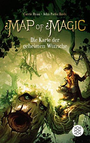 Map of Magic - Die Karte der geheimen Wünsche (Bd. 1) (Map of Magic - Weltensegler) (Rätsel Map)