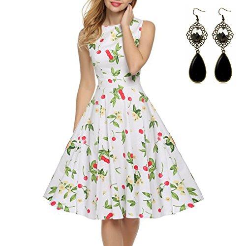 sitengle-donna-eleganti-vestiti-stile-fresco-retro-anni-50-stampa-floreale-vintage-a-line-abiti-da-s