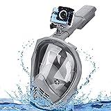 Speedsporting Snorkeling Snorkel Mask Full Face 180 Degree Snorkeling Masks Diving Mask Anti-fog
