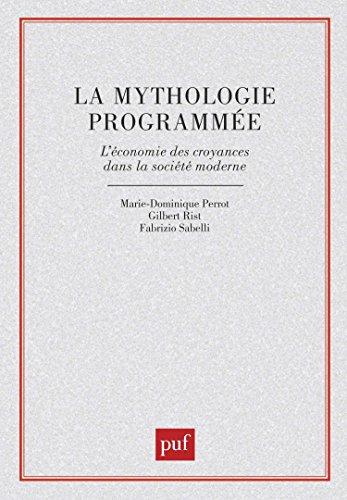 La Mythologie programme