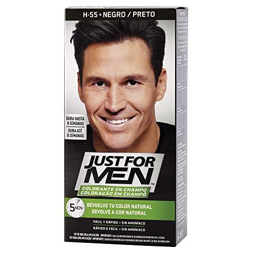 Just for Men Shampoo Colorante, Nero - 60 ml