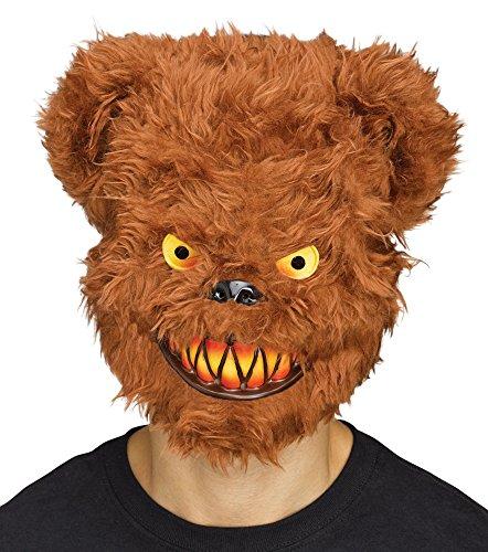 (Fun World Killer Bear Mask Adult)