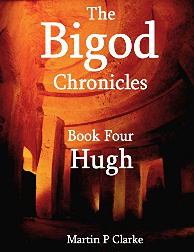 The Bigod Chronicles   Book Four   Hugh book cover