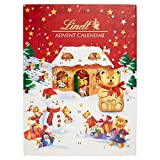 CALENDARIO AVVENTO LINDT CON FIGURE E CIOCCOLATINI ASSORTITI 172G