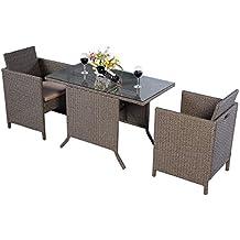 suchergebnis auf f r gartenset tisch und st hle. Black Bedroom Furniture Sets. Home Design Ideas
