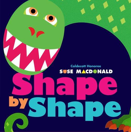 Shape by Shape por Suse MacDonald