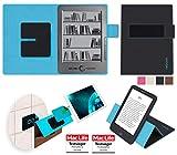 reboon Hülle für Blaupunkt Livro Tasche Cover Case Bumper | in Schwarz | Testsieger