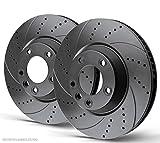 Rotinger Graphite Line Sport-Bremsscheiben vorne - Insignia (mit 17