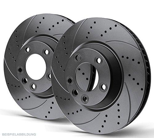 Rotinger Graphite Line Sport-Bremsscheiben vorne - E81 82 88 E90 91 92 Z4