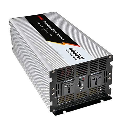 wave 48V bis 220V 4000W Haushaltsauto Solar-Wechselrichter ()