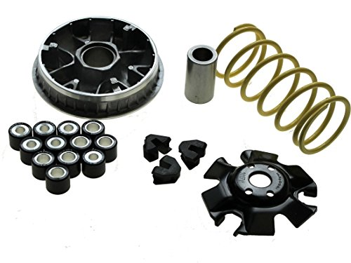 MALOSSI MULTIVAR for Aprilia Leonardo/BMW C1125/1504T Rotax Motor variomatik -