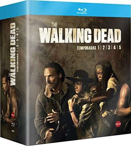 The Walking Dead - Temporadas 1 a 5 [Blu-ray]
