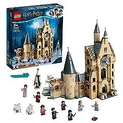 Idea Regalo - Lego Harry Potter - La Torre dell'Orologio di Hogwarts, 75948