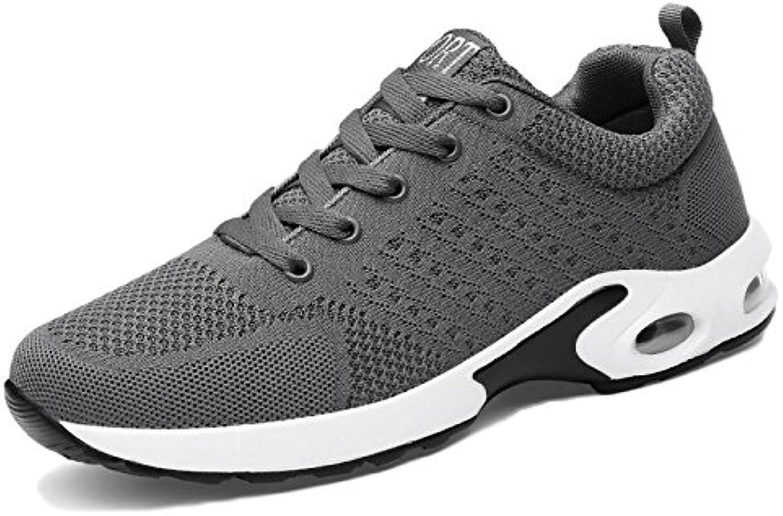 Zapatos para Correr Hombres Transpirables Zapatos Deportivos De Verano De Gran Tamaño