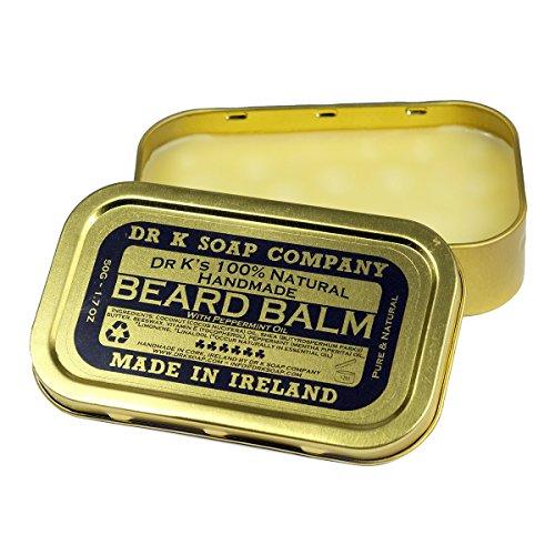 Dr. K Soap Company Beard Balm / Bartbalsam Cool Mint, 50g