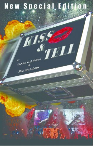 KISS & Tell - New Special Edition