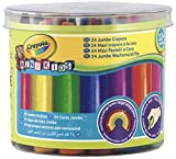 Crayola 0784 - 24 Ceras Jumbo
