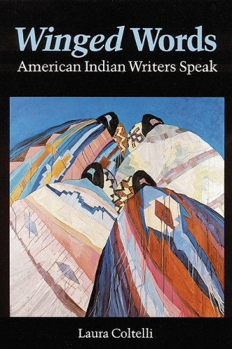Winged Words: American Indian Writers Speak (American Indian Lives)