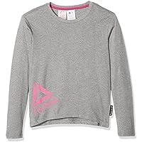 Reebok G ES LS tee Camiseta, niñas, Gris (Brgrin), M - Cosmética y perfumes - Comparador de precios
