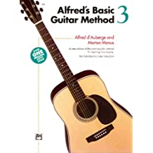 Alfred's Basic Guitar Method, Book 3