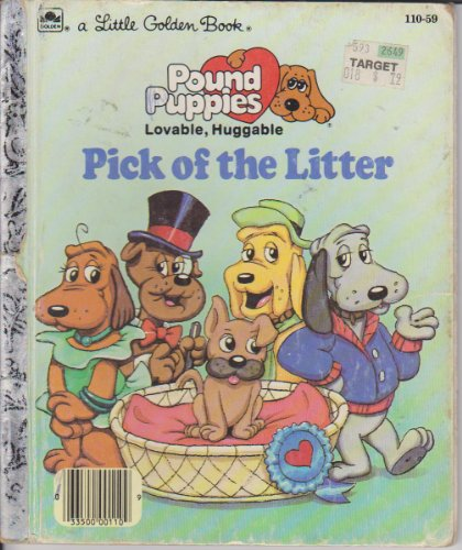 Title: Pick of the litter Pound (Puppy Litter)