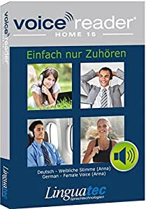 Voice Reader Home 15 German – Female voice (Anna)