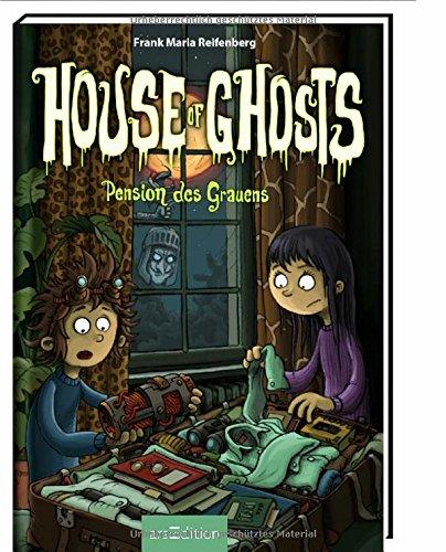 Preisvergleich Produktbild House of Ghosts - Pension des Grauens