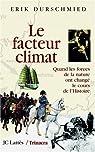 Le facteur climat par Durschmied
