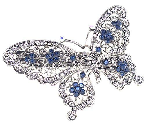 saysure-butterfly-hairpin-blue-crystal-headwear-barrette-hair-clip
