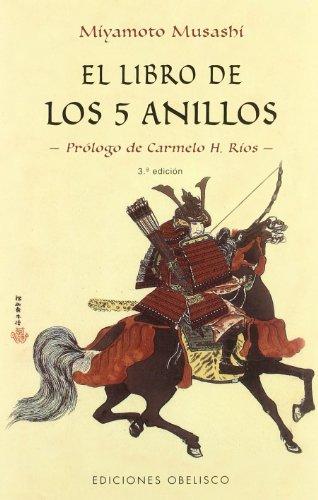 Libro de los 5 anillos, El (ARTES MARCIALES) por Miyamoto Musashi
