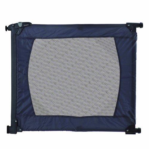 Lindam FLEXIGUARD - Barrière de Sécurité Portable à Fixation par Pression 0-24m (71-92 cm)