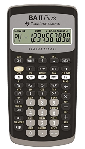 texas-instruments-ba-ii-plus-calculatrice-financiere-10-chiffres-memoire-10-mo
