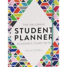 The Palgrave Student Planner 2018-19 (Palgrave Study Skills)