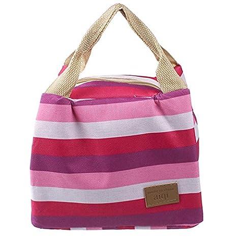 Rawdah , Damen Rucksackhandtasche mehrfarbig