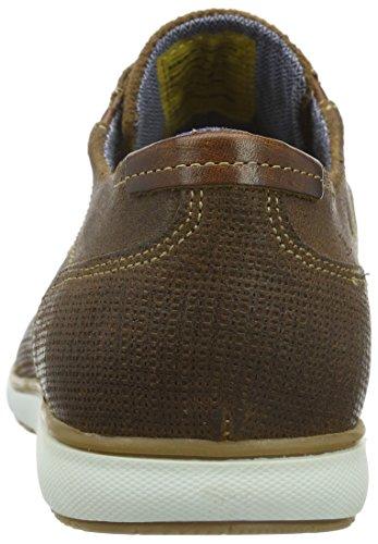Dockers by Gerli 39jn002-211414, Baskets Basses Homme Marron - Braun (reh/Natur 414)