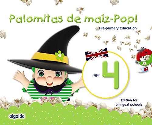 Palomitas de maíz-Pop!. Pre-primary Education. Age 4