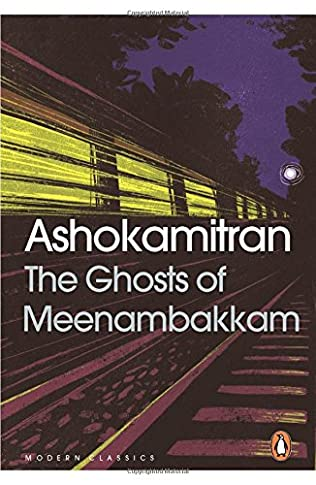 book cover of The Ghosts of Meenambakkam