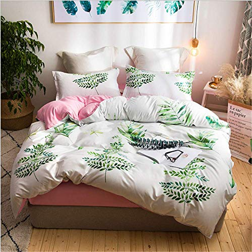 Conjunto Ropa Cama Materia Textil Doble Gemela Funda