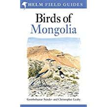 Birds of Mongolia (Helm Field Guides)