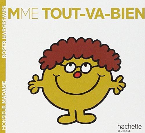 Collection Monsieur Madame (Mr Men & Little Miss): Mme Tout-Va-Bien