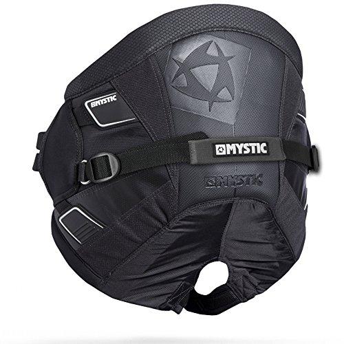 Mystic Trapez Supporter Multi Use Seat Harness Sitztrapez Herren black 2016 Kiten - Größe: S