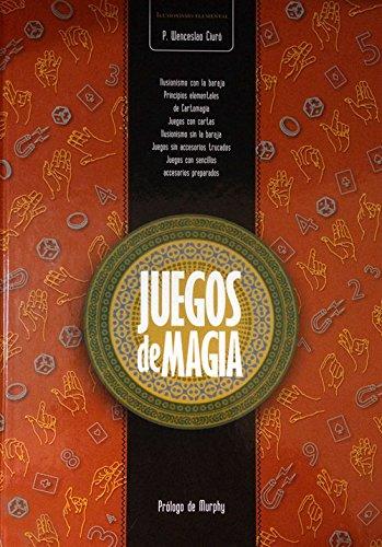 Ilusionismo Elemental 8 (Juegos de Magia)