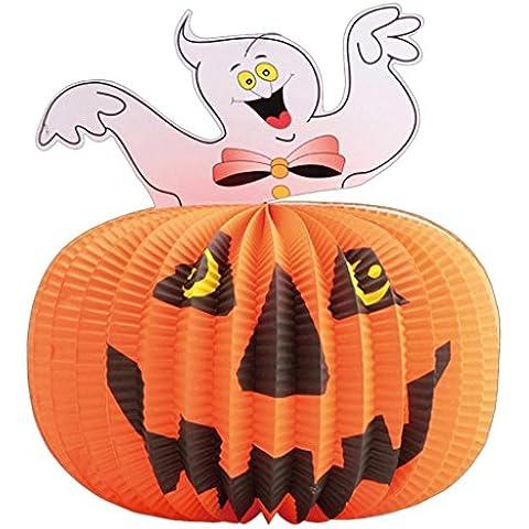 Malloom® Halloween Divertente Zucca Pipistrelli Per Porte E Finestre Hang